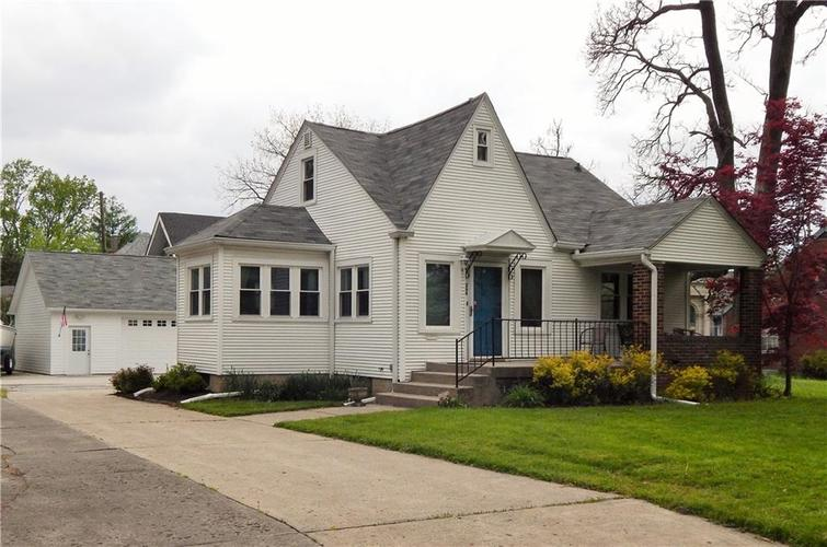 266 S Downey Avenue Indianapolis IN 46219 | MLS 21709554 | photo 1