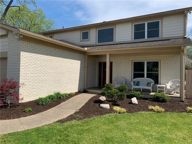 6857 Marmont Court Indianapolis IN 46220 | MLS 21709562 | photo 2