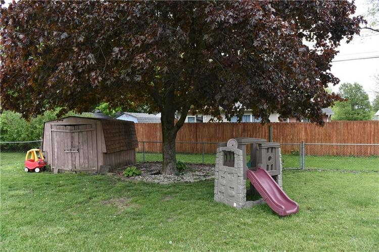 317 Roosevelt Drive Greenfield IN 46140 | MLS 21709627 | photo 23