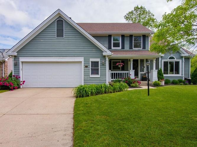 1120 KEENELAND Court Indianapolis IN 46280 | MLS 21709631 | photo 1