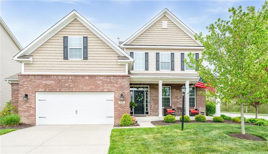 6286 Strathaven Road Noblesville IN 46062 | MLS 21709655 | photo 1