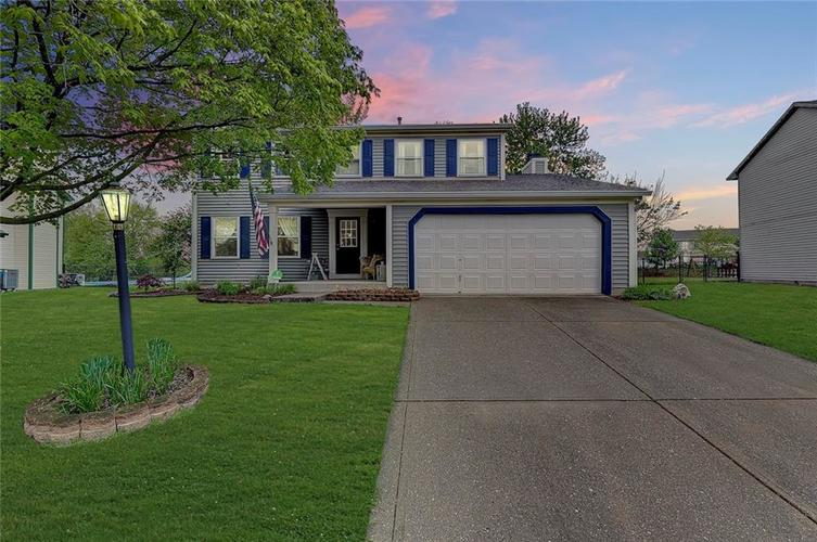 10816  Copiah Court Indianapolis, IN 46239 | MLS 21709668