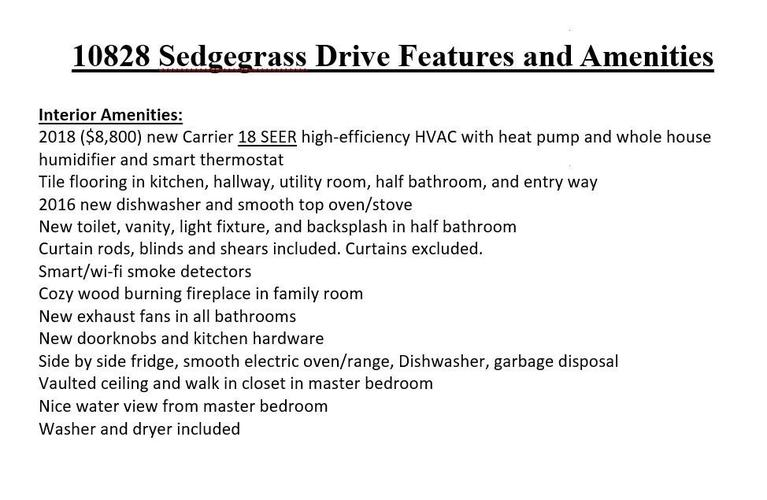 10828 SEDGEGRASS Drive Indianapolis IN 46235 | MLS 21709673 | photo 29