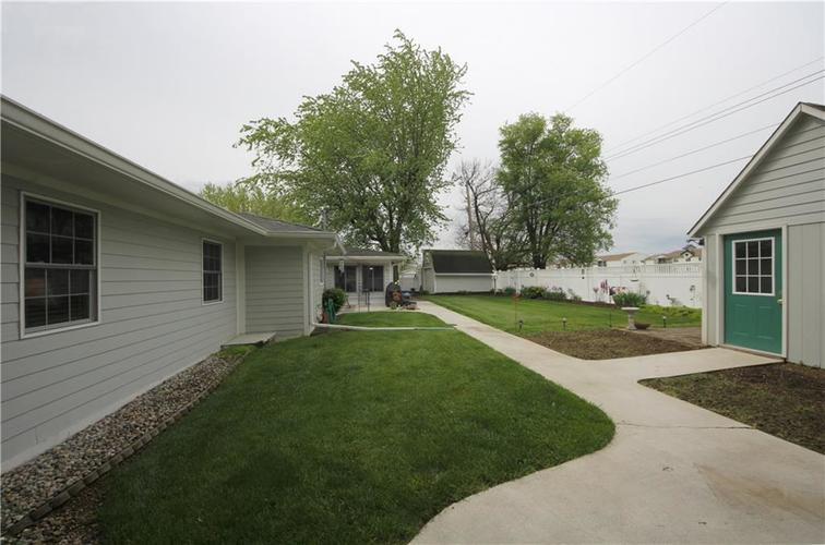 7330 Brushwood Road Camby IN 46113 | MLS 21709681 | photo 22