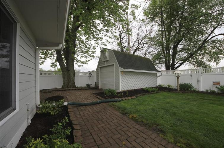 7330 Brushwood Road Camby IN 46113 | MLS 21709681 | photo 23