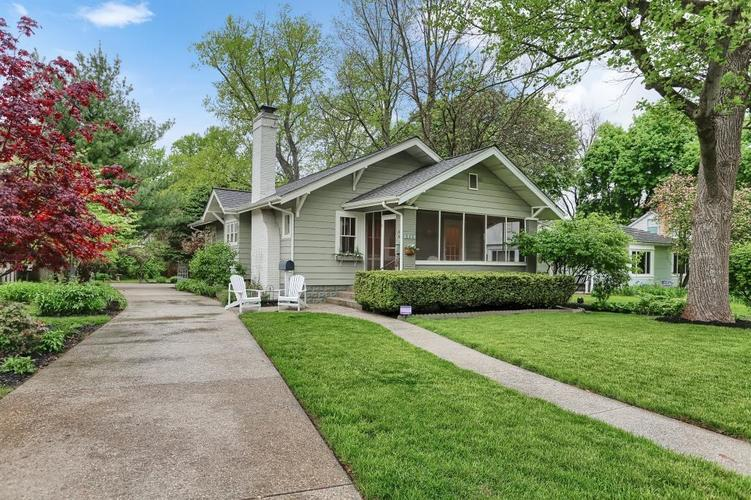 6208 Central Avenue Indianapolis IN 46220 | MLS 21709684 | photo 1