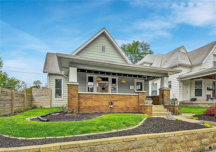 2006 E 10th Street Indianapolis IN 46201 | MLS 21709685 | photo 1