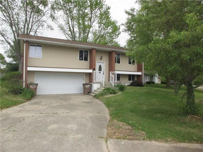 1709 Shannon Court Columbus IN 47203 | MLS 21709732 | photo 1