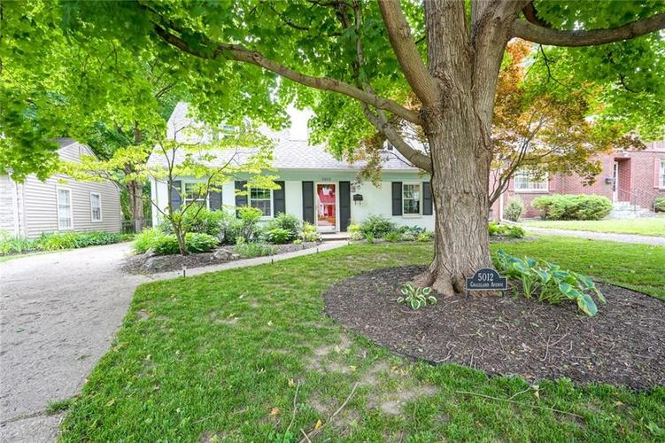 5012 N Graceland Avenue Indianapolis IN 46208 | MLS 21709739 | photo 1