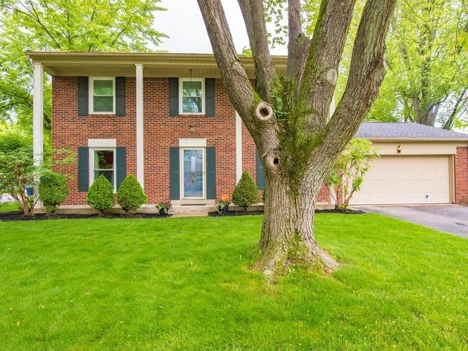 6500 Buttonwood Drive Noblesville IN 46062   MLS 21709791   photo 1