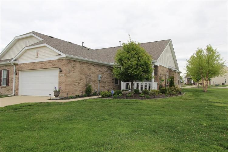 1851 Silverberry Drive Indianapolis IN 46234 | MLS 21709853 | photo 1