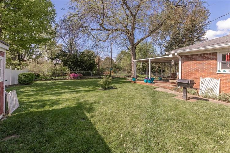 2217 Colt Road Indianapolis IN 46227 | MLS 21709863 | photo 27