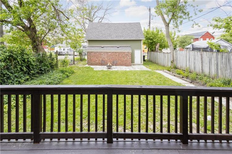 614 N Jefferson Avenue Indianapolis IN 46201 | MLS 21709936 | photo 15