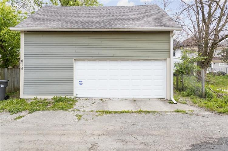 614 N Jefferson Avenue Indianapolis IN 46201 | MLS 21709936 | photo 19