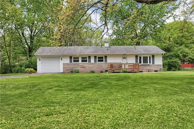 7636 N Chester Avenue Indianapolis IN 46240 | MLS 21709982 | photo 1