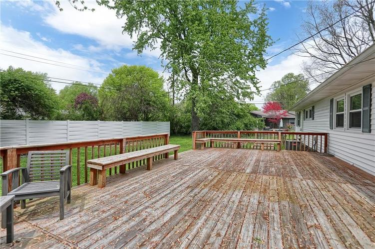 7636 N Chester Avenue Indianapolis IN 46240 | MLS 21709982 | photo 33