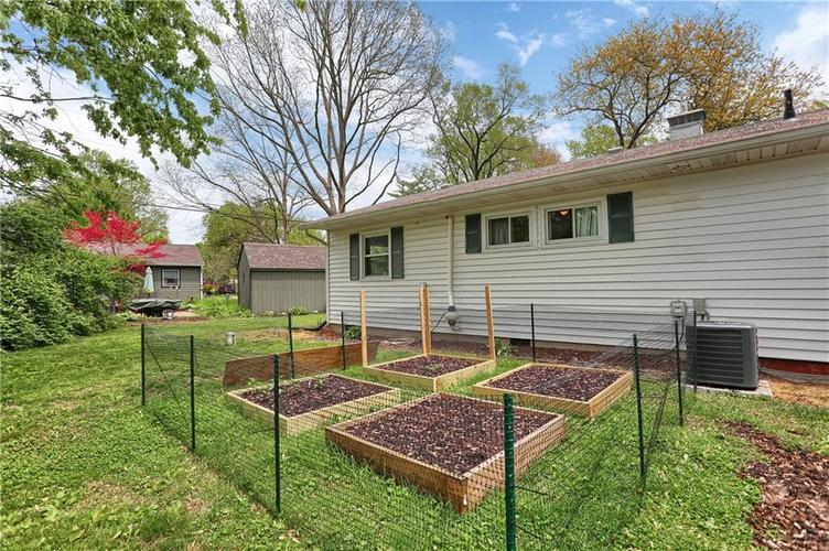 7636 N Chester Avenue Indianapolis IN 46240 | MLS 21709982 | photo 34