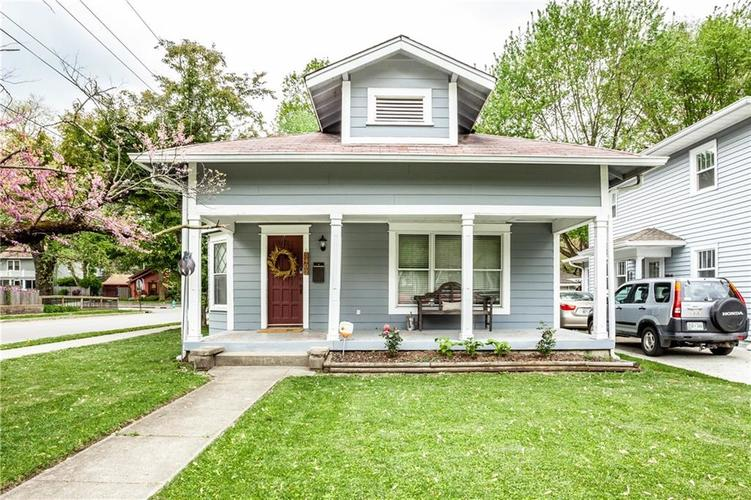 5402 Broadway Street Indianapolis IN 46220 | MLS 21710019 | photo 3