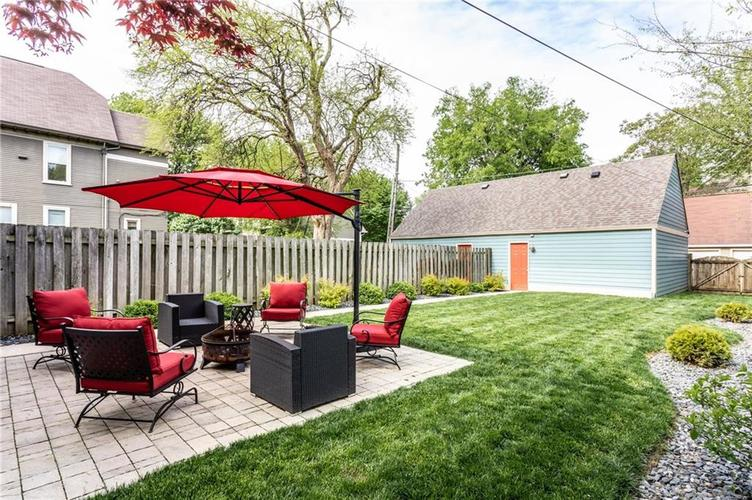 1210 CENTRAL Avenue Indianapolis IN 46202 | MLS 21710025 | photo 30