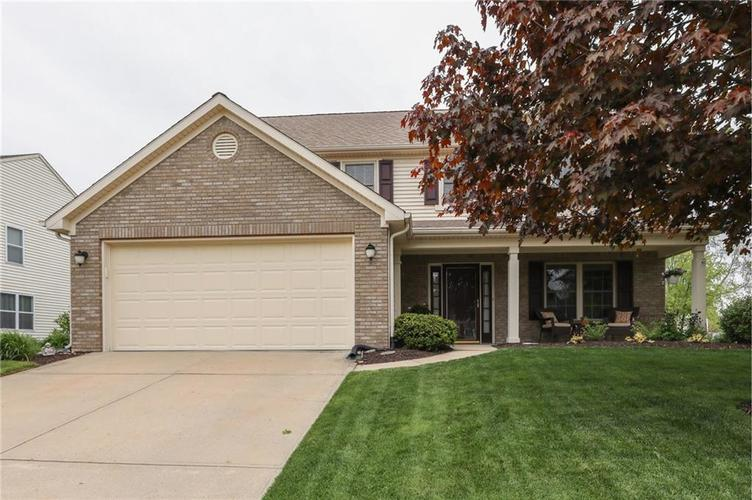 3130 Shadow Lake Drive Indianapolis IN 46217   MLS 21710038   photo 1