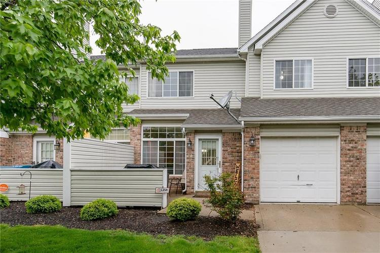 5910 Mornay Drive Indianapolis IN 46254   MLS 21710061   photo 2