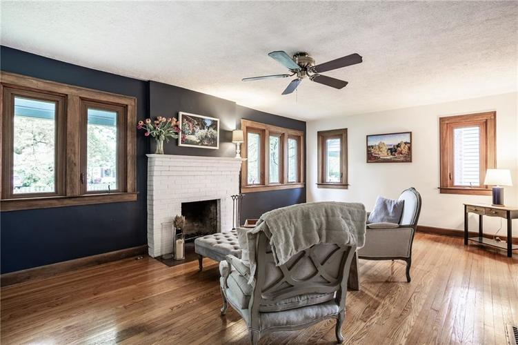 6407 BROADWAY Street Indianapolis IN 46220 | MLS 21710076 | photo 6