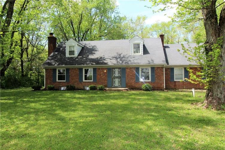 5422 Mann Road Indianapolis IN 46221 | MLS 21710081 | photo 1
