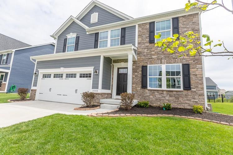 15143 Bentfield Court Fishers IN 46037 | MLS 21710086 | photo 1