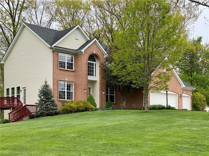 9743 Trevia Drive Indianapolis IN 46236 | MLS 21710094 | photo 1