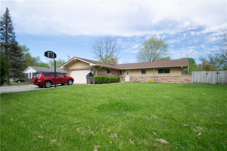 6833 HI VU Drive Indianapolis IN 46227 | MLS 21710112 | photo 2