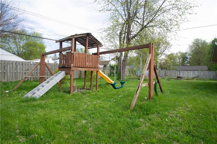 6833 HI VU Drive Indianapolis IN 46227 | MLS 21710112 | photo 29