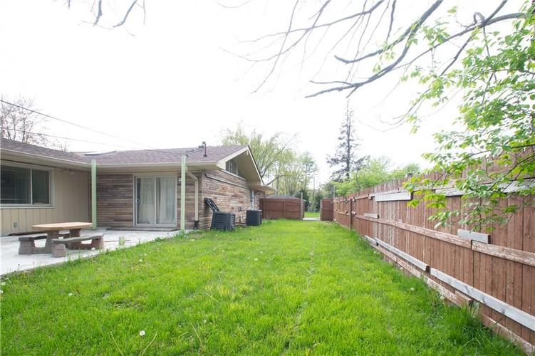 6833 HI VU Drive Indianapolis IN 46227 | MLS 21710112 | photo 31