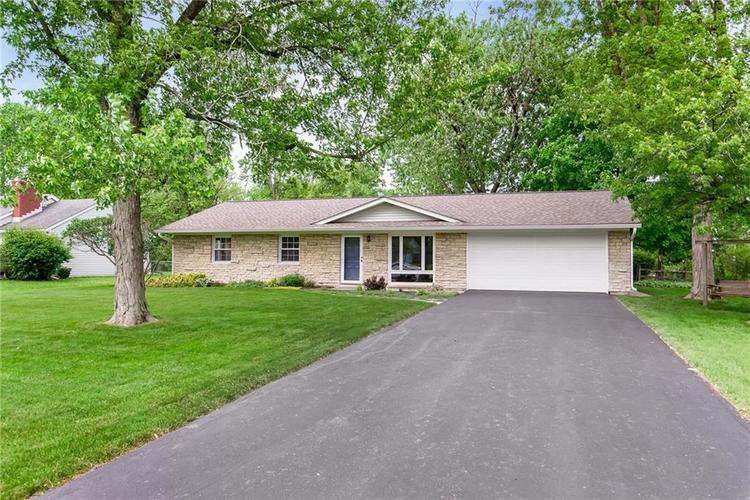 7012 Tousley Drive Indianapolis IN 46256 | MLS 21710123 | photo 1