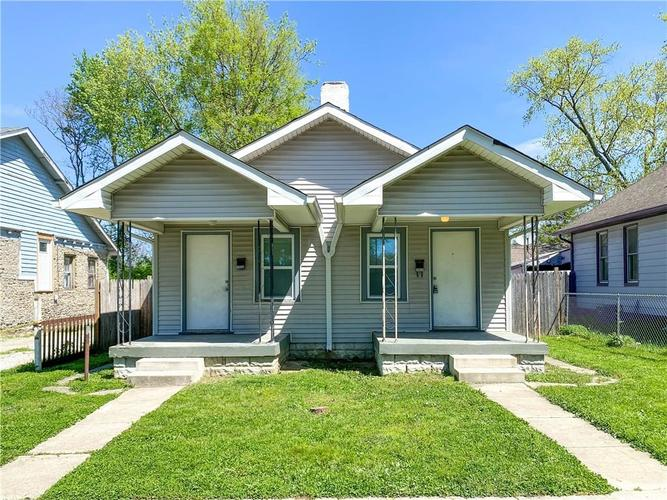 2818 Meredith Street Indianapolis IN 46260 | MLS 21710142 | photo 1