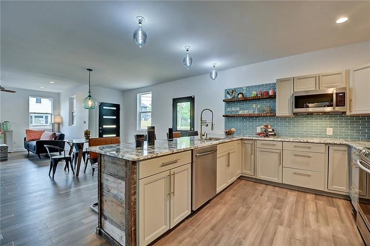 1216 N Beville Avenue Indianapolis IN 46201 | MLS 21710148 | photo 19