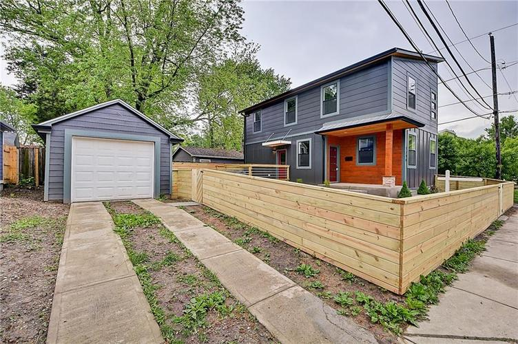 1216 N Beville Avenue Indianapolis IN 46201 | MLS 21710148 | photo 40