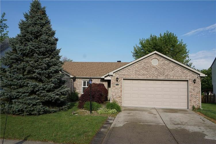 5521 CHERRY FIELD Drive Indianapolis IN 46237 | MLS 21710206 | photo 1