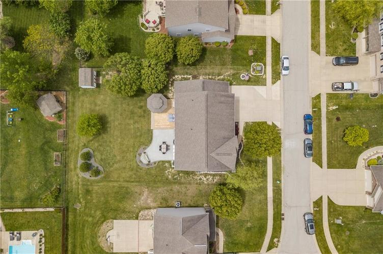 8127 Grassy Meadow Court Indianapolis IN 46259   MLS 21710227   photo 44