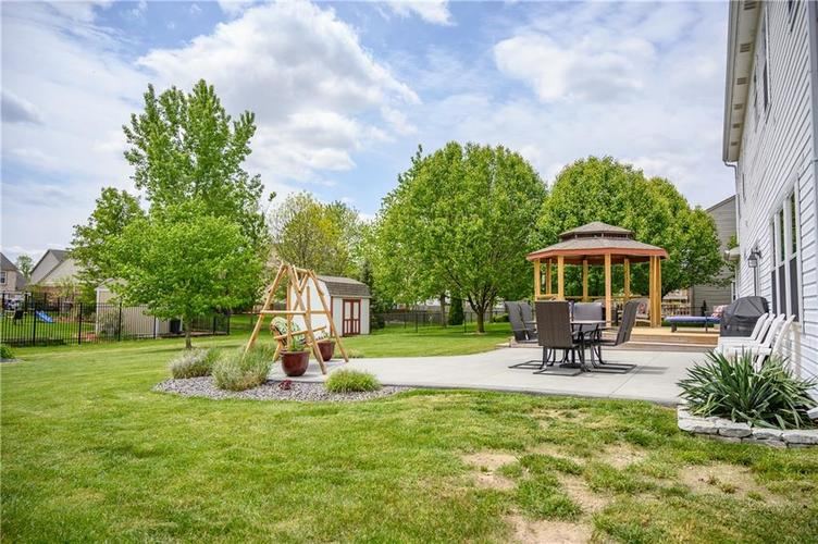 8127 Grassy Meadow Court Indianapolis IN 46259   MLS 21710227   photo 54