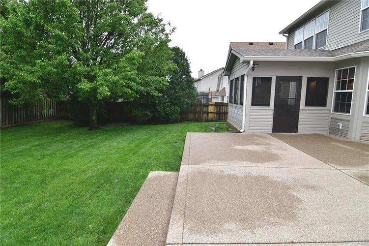 3343 Yorkshire Drive Greenwood IN 46143 | MLS 21710233 | photo 46