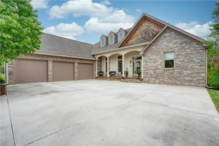 720 WILLOW POINTE NORTH Drive N Plainfield IN 46168 | MLS 21710266 | photo 2