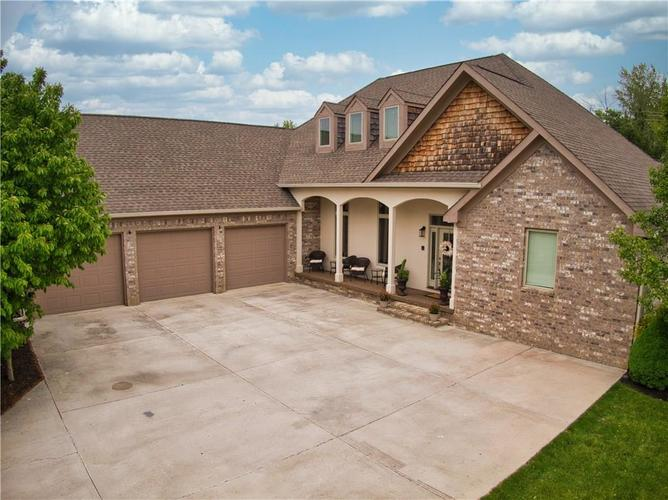 720 WILLOW POINTE NORTH Drive N Plainfield IN 46168 | MLS 21710266 | photo 32