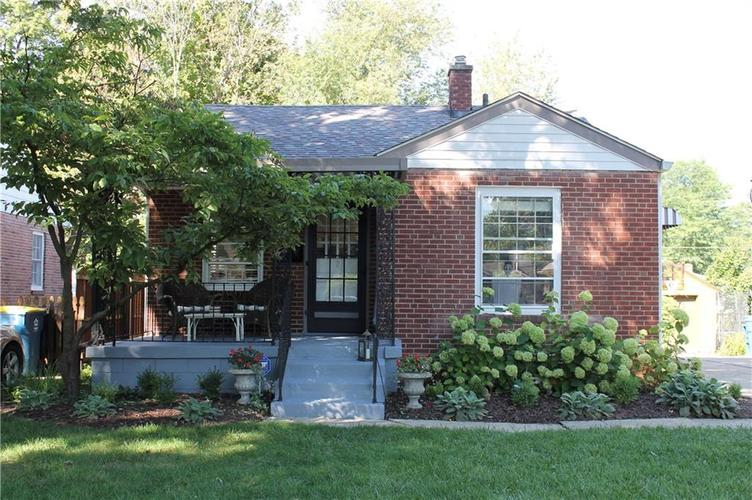 6020 Kingsley Drive Indianapolis IN 46220 | MLS 21710312 | photo 1