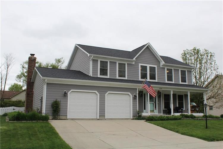 8701 Buffett Parkway Fishers IN 46038 | MLS 21710384 | photo 1