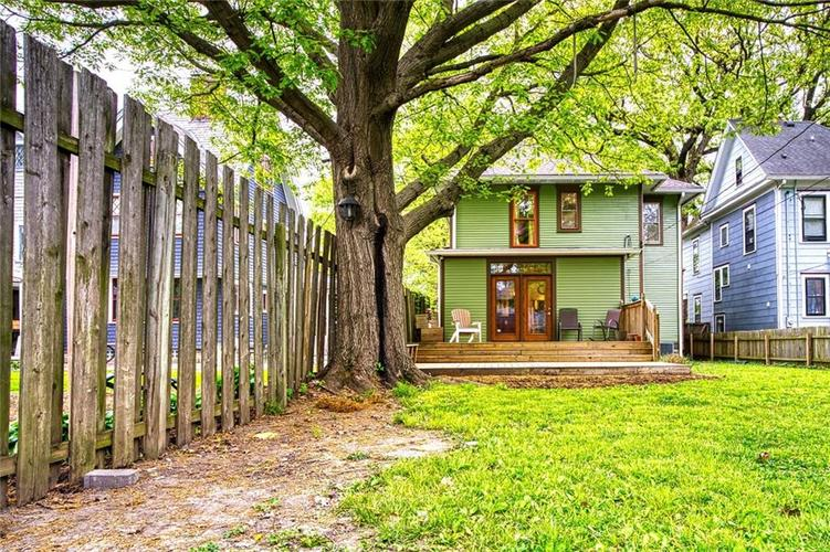 674 WOODRUFF PL E Drive Indianapolis IN 46201   MLS 21710433   photo 34