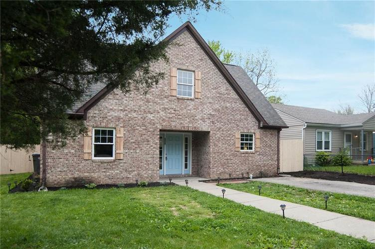 2028 N Bolton Avenue Indianapolis IN 46218 | MLS 21710488 | photo 1