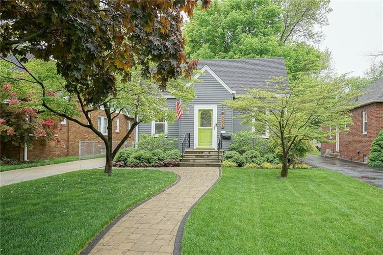 6038 Haverford Avenue Indianapolis IN 46220 | MLS 21710647 | photo 1