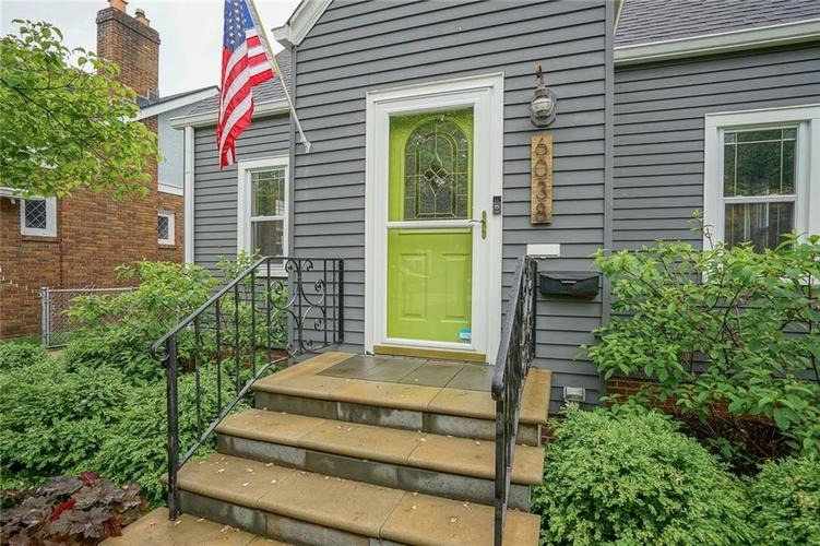 6038 Haverford Avenue Indianapolis IN 46220 | MLS 21710647 | photo 3