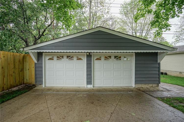 6038 Haverford Avenue Indianapolis IN 46220 | MLS 21710647 | photo 38