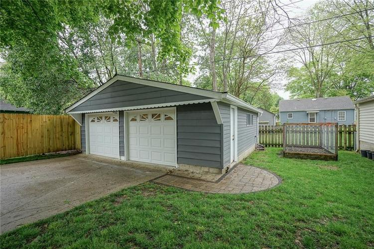 6038 Haverford Avenue Indianapolis IN 46220 | MLS 21710647 | photo 39